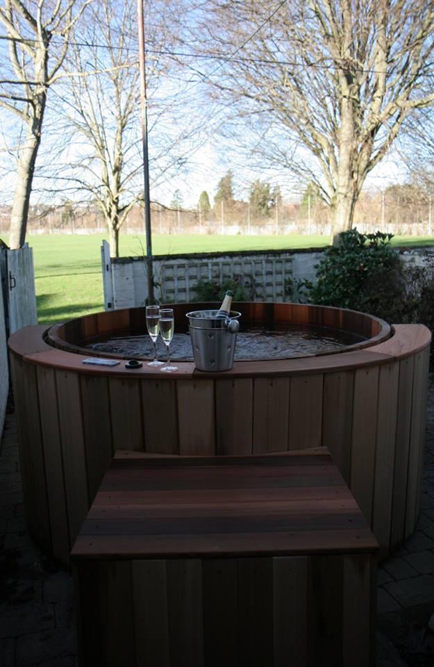 hot tub Devon